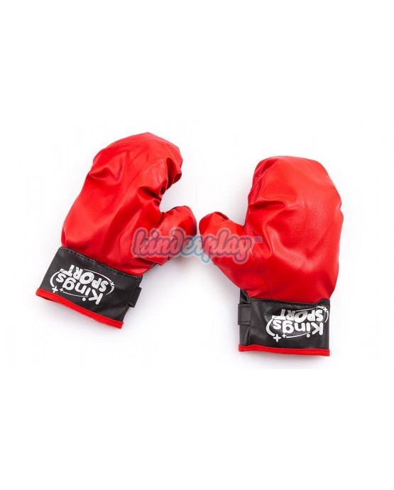 KP2119 Punch Bag Ball Mitts Gloves Children Boxing Set for Kids Standing