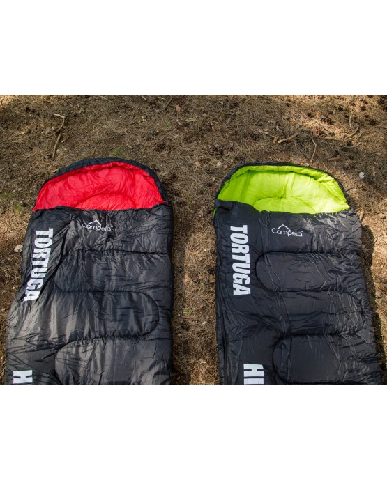 CA0010 Campela Mummy Shape Sleeping Bag Warm Camping
