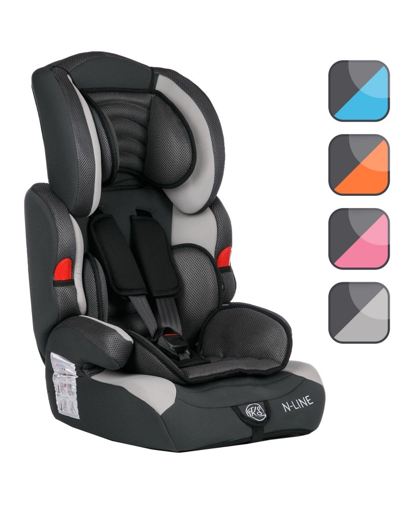 3 in 1 Child Baby Car Seat Safety Booster