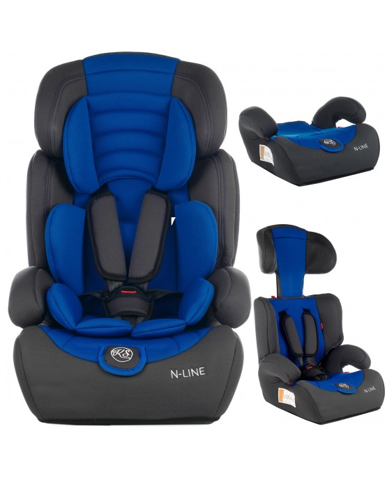 3 In 1 Child Baby Car Seat Safety Booster For Group 2