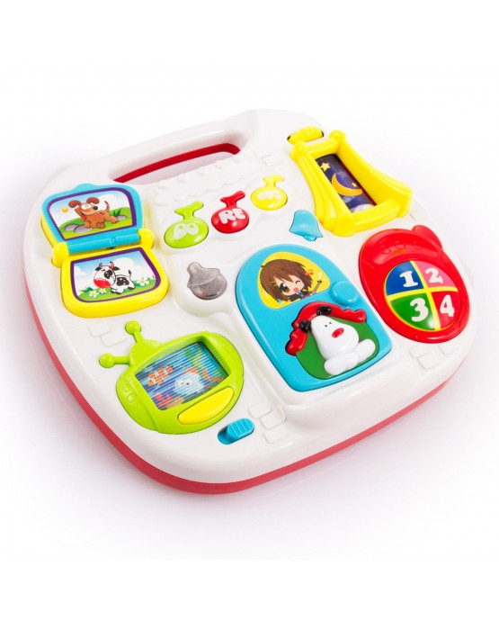 Musical Activity Table Interactive Educational Musical KP5621 NEW