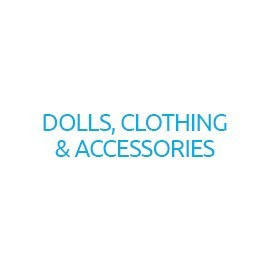 Dolls, Clothing & Accessories
