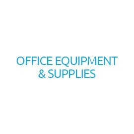 Office Equipment & Supplies