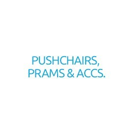 Pushchairs, Prams & Accs.