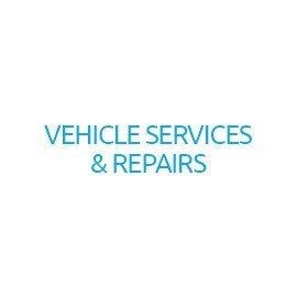 Vehicle Services & Repairs