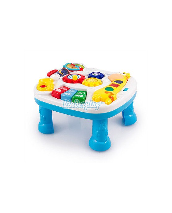 KP6428 Musical Interactive Activity Table Play and Learn