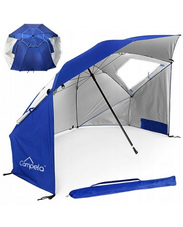 UMBRELLA BEACH TENT SHELTER FROM SUN WIND