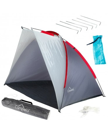 HIGH BEACH GARDEN TENT GREY