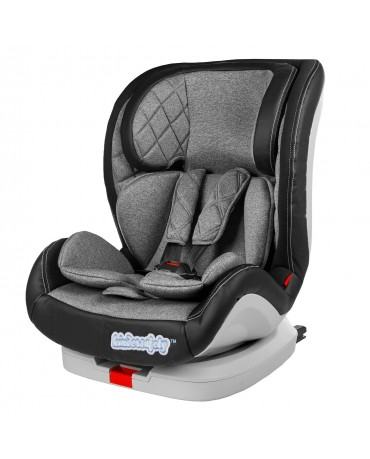 KINDERSAFETY BOOSTER CAR 9-36kg 1/2/3  ISOFIX  TOP THETER CHILD BABY CAR SEAT